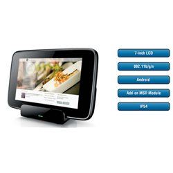 Xplore DT-07 Android Tablet
